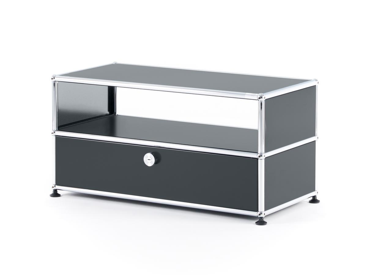 usm haller tv bank von fritz haller paul sch rer designerm bel von. Black Bedroom Furniture Sets. Home Design Ideas