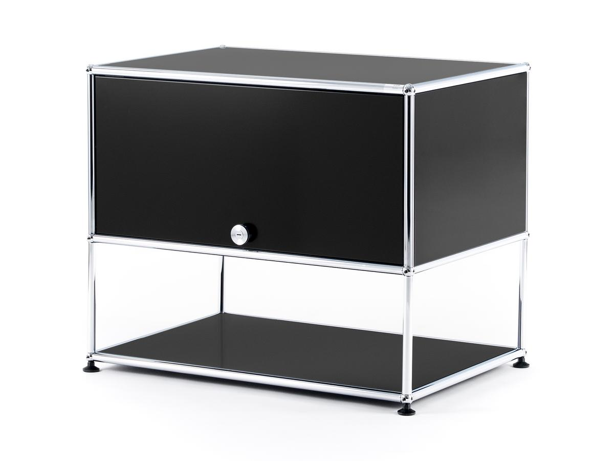 usm haller tv rack von fritz haller paul sch rer. Black Bedroom Furniture Sets. Home Design Ideas