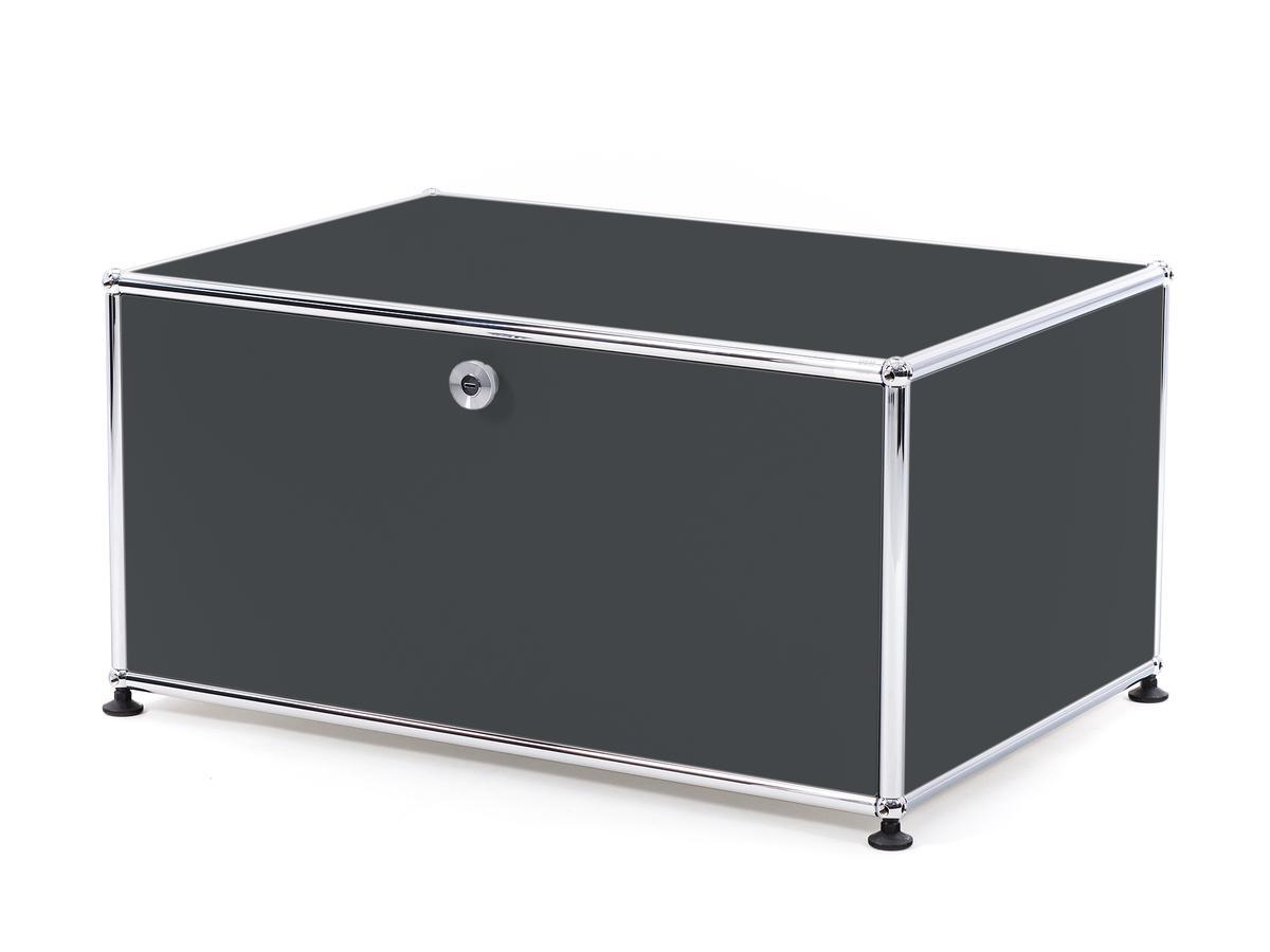 usm haller druckercontainer von fritz haller paul sch rer designerm bel von. Black Bedroom Furniture Sets. Home Design Ideas