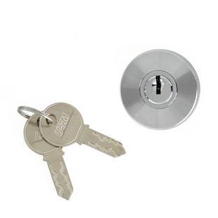 USM Haller Schlossgriff für Klapp- und Ausziehtür, mit 2 Schlüsseln