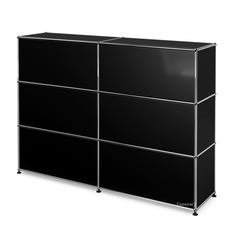 usm haller theke typ 1 von fritz haller paul sch rer designerm bel von. Black Bedroom Furniture Sets. Home Design Ideas