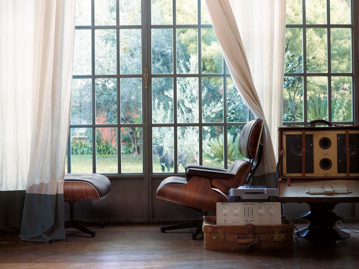 lounge chair - Eames Lounge Stuhl Abmessungen