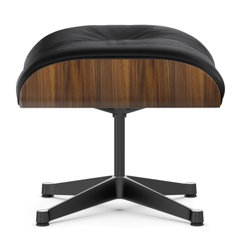 Vitra lounge chair ottoman von charles ray eames 1956 for Vitra lounge chair nachbau