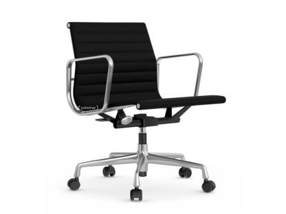 Chrom Ersatz-Rolle weich passend für alle Vitra Charles Eames Stühle EA-Chairs