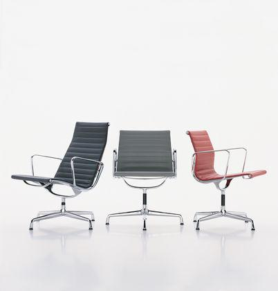 vitra aluminium chair ea 117 von charles ray eames 1958. Black Bedroom Furniture Sets. Home Design Ideas