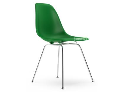 DSX Grün|Ohne Polsterung|Ohne Polsterung|Standardhöhe - 43 cm|Verchromt