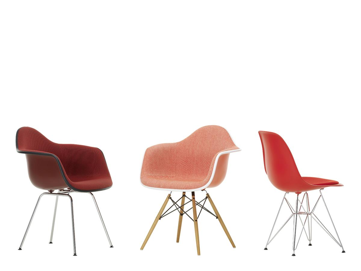 100 Eames Plastic Chair Replica Dining Chairs I
