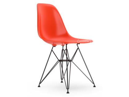DSR Rot (poppy red)|Ohne Polsterung|Ohne Polsterung|Standardhöhe - 43 cm|Beschichtet basic dark