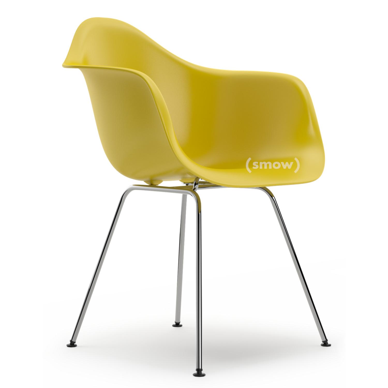 vitra eames vitra stuhl plastic armchair von vitra senf ohne polsterung ohne polsterung niedrige. Black Bedroom Furniture Sets. Home Design Ideas