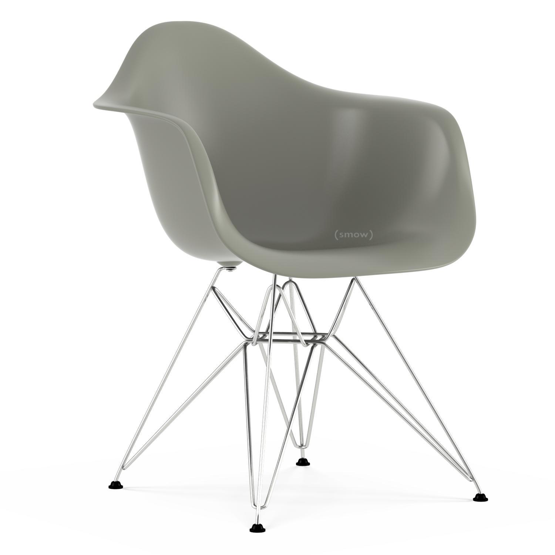 vitra dar mauve grau ohne polsterung ohne polsterung standardh he neu 43 cm verchromt. Black Bedroom Furniture Sets. Home Design Ideas