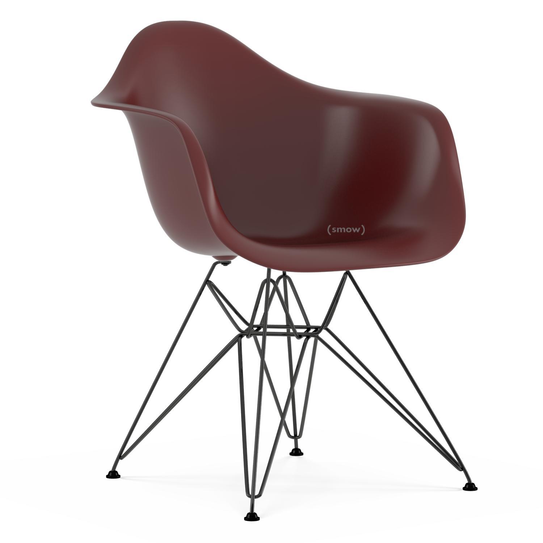 vitra dar oxidrot ohne polsterung ohne polsterung niedrige h he klassisch 41 cm. Black Bedroom Furniture Sets. Home Design Ideas