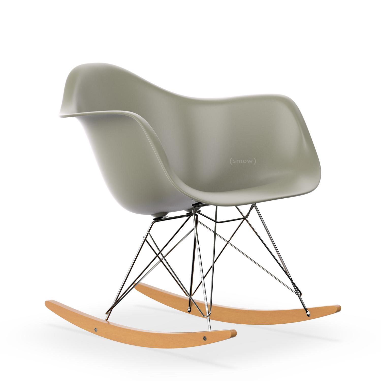 vitra rar mauve grau von charles ray eames 1950 designerm bel von. Black Bedroom Furniture Sets. Home Design Ideas