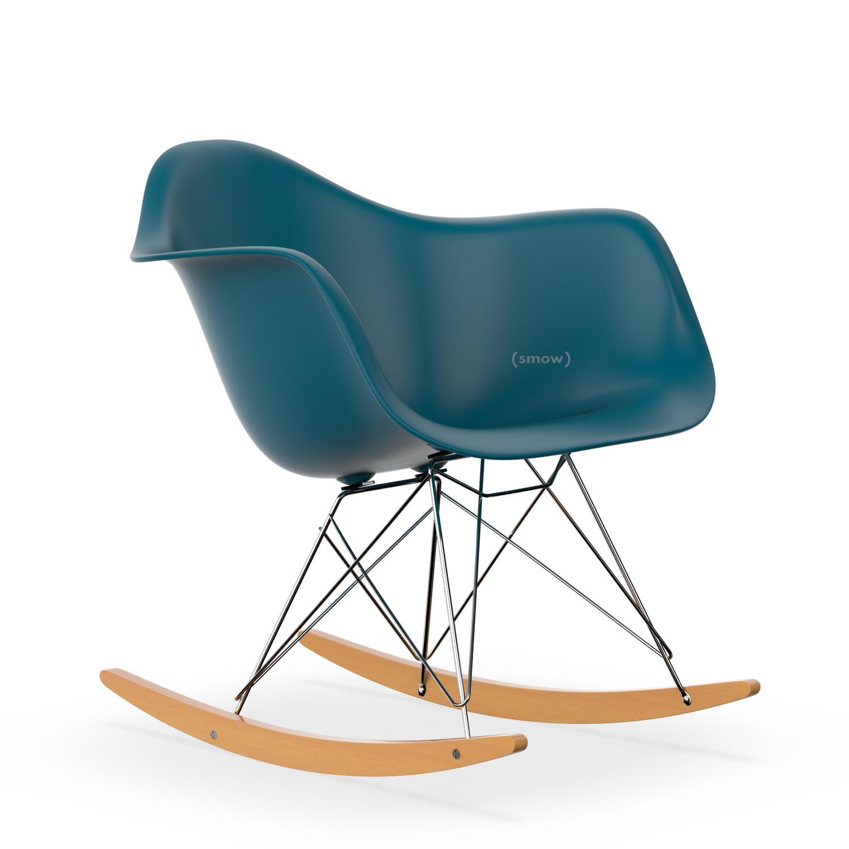 vitra eames schaukelstuhl rar von vitra von charles ray eames 1950 designerm bel von. Black Bedroom Furniture Sets. Home Design Ideas