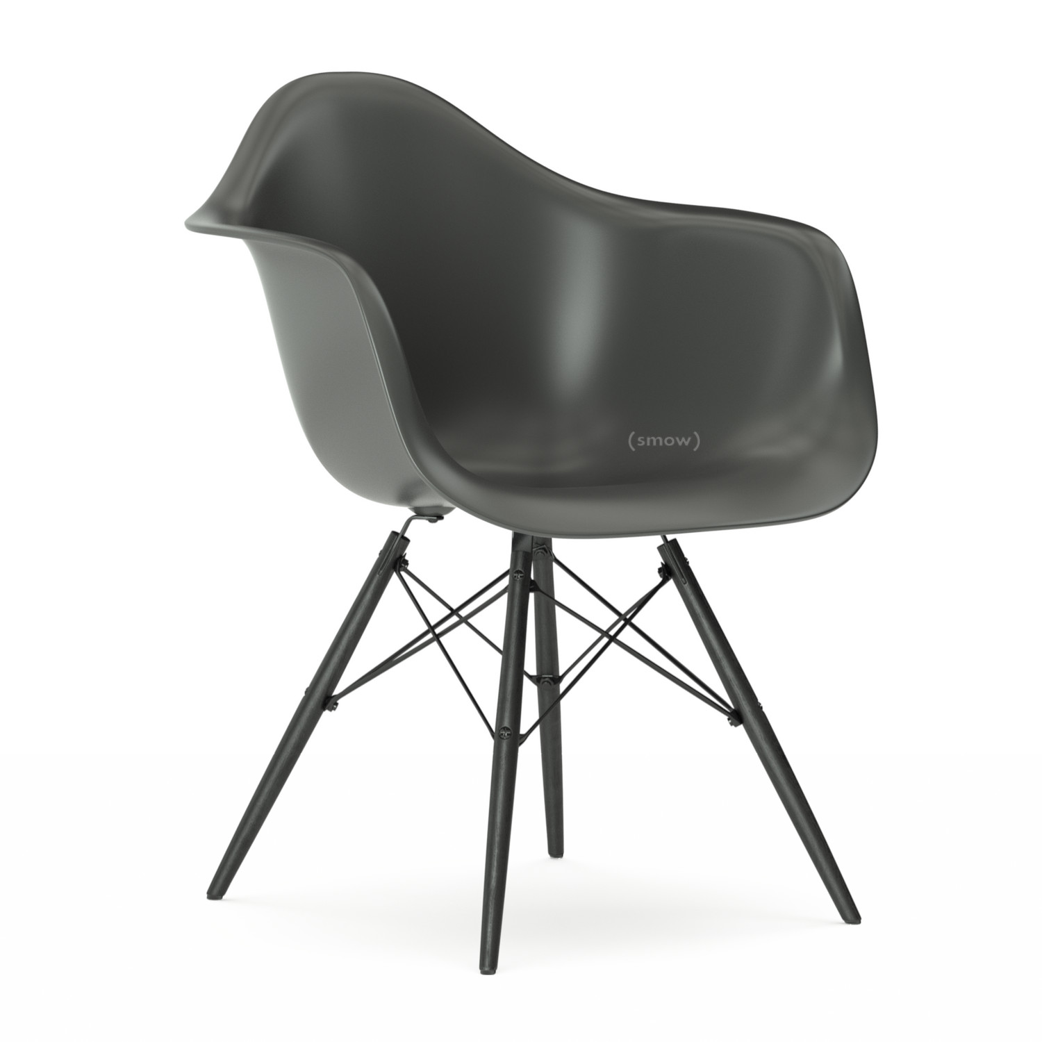Chaise de bureau eames the vitra ea 108 aluminium chair for Chaise eames
