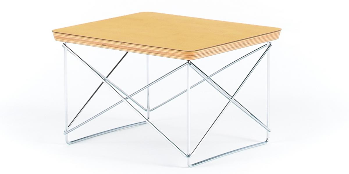 Vitra ltr occasional table by charles ray eames 1950 designer furnit - Eames occasional table ...