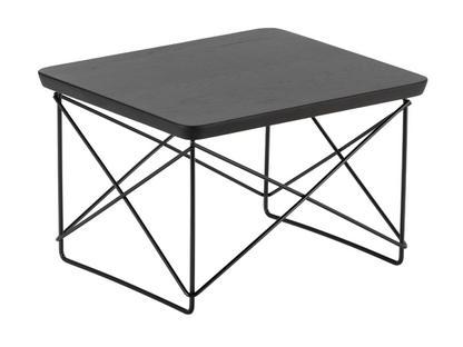 LTR Occasional Table Eiche kerngeräuchert massiv, geölt|Pulverbeschichtet basic dark