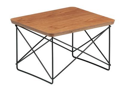 LTR Occasional Table Amerikanischer Kirschbaum, Furnier|Pulverbeschichtet basic dark