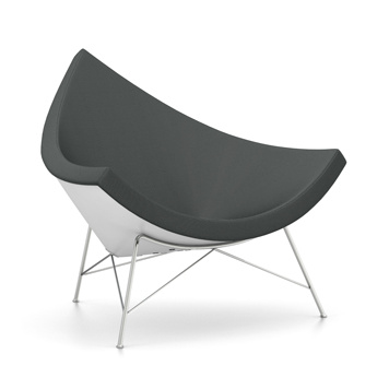 vitra coconut chair von george nelson 1955 designerm bel von. Black Bedroom Furniture Sets. Home Design Ideas