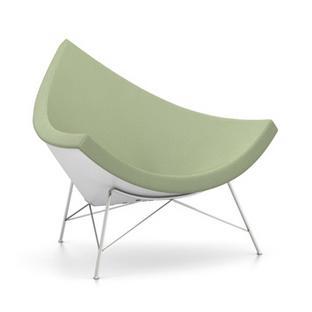 Coconut Chair Hopsak Elfenbein / forest