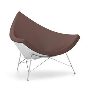 Coconut Chair Hopsak|Kastanie / moorbraun