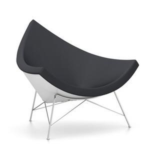 Coconut Chair Hopsak Nero
