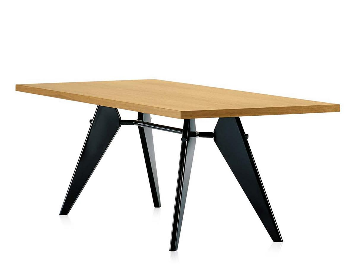 Vitra EM Table Von Jean Prouv 1950 Designermbel