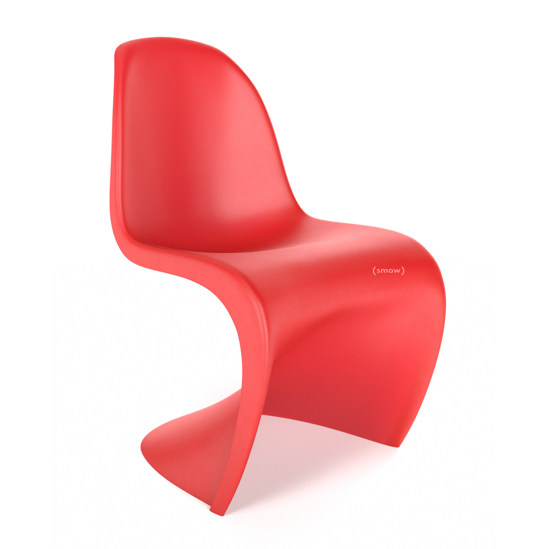 vitra panton chair classic red von verner panton 1999 designerm bel von. Black Bedroom Furniture Sets. Home Design Ideas