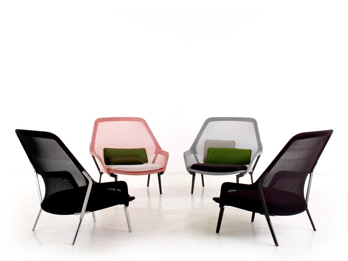 vitra slow chair von ronan erwan bouroullec 2007 designerm bel von. Black Bedroom Furniture Sets. Home Design Ideas