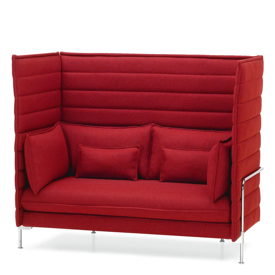 vitra alcove highback sofa von ronan erwan bouroullec 2006 designerm bel von. Black Bedroom Furniture Sets. Home Design Ideas