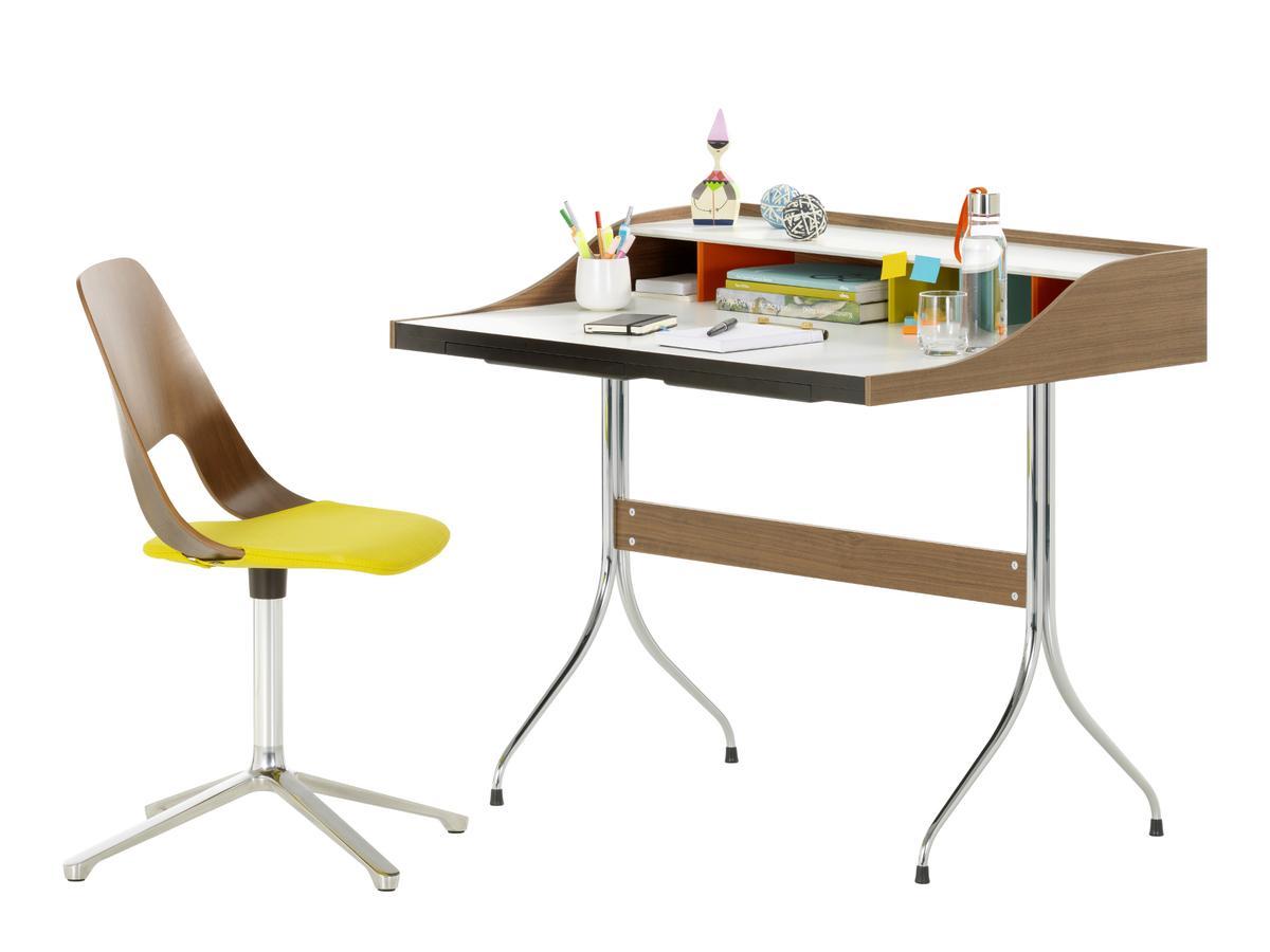 vitra home desk von george nelson 1958 designerm bel. Black Bedroom Furniture Sets. Home Design Ideas