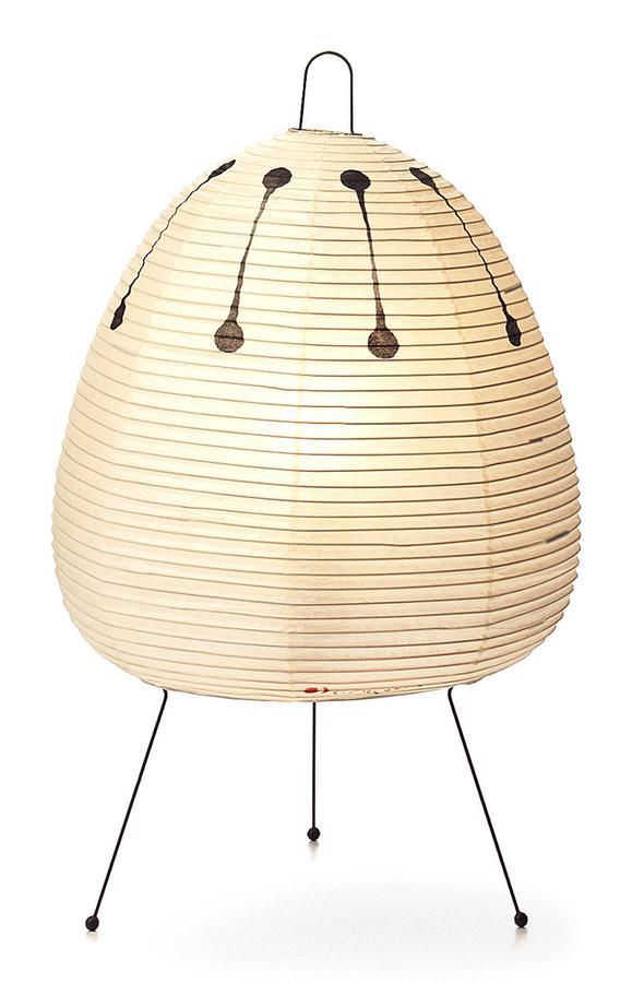 vitra akari 1ad von isamu noguchi 1951 designerm bel von. Black Bedroom Furniture Sets. Home Design Ideas