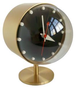 vitra night clock von george nelson 1948 designerm bel von. Black Bedroom Furniture Sets. Home Design Ideas
