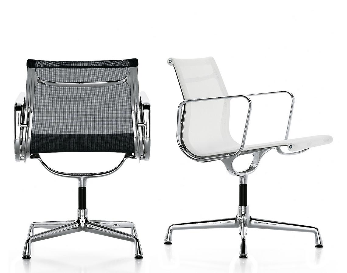 vitra aluminium chair ea 107 ea 108 ea 108 drehbar. Black Bedroom Furniture Sets. Home Design Ideas
