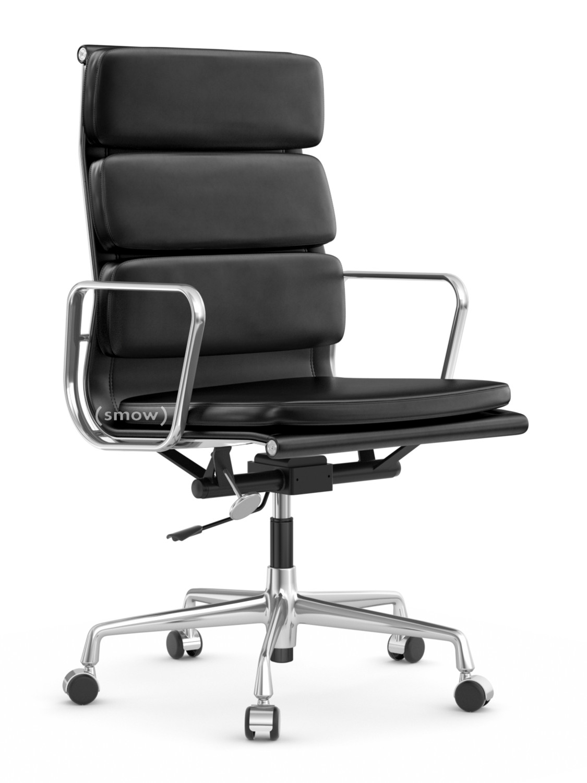 vitra soft pad chair ea 219 von charles ray eames 1969 designerm bel von. Black Bedroom Furniture Sets. Home Design Ideas