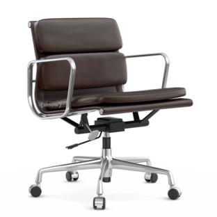 Soft Pad Chair EA 217 Poliert|Kastanie