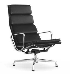 Soft Pad Chair EA 222 Untergestell verchromt|Nero