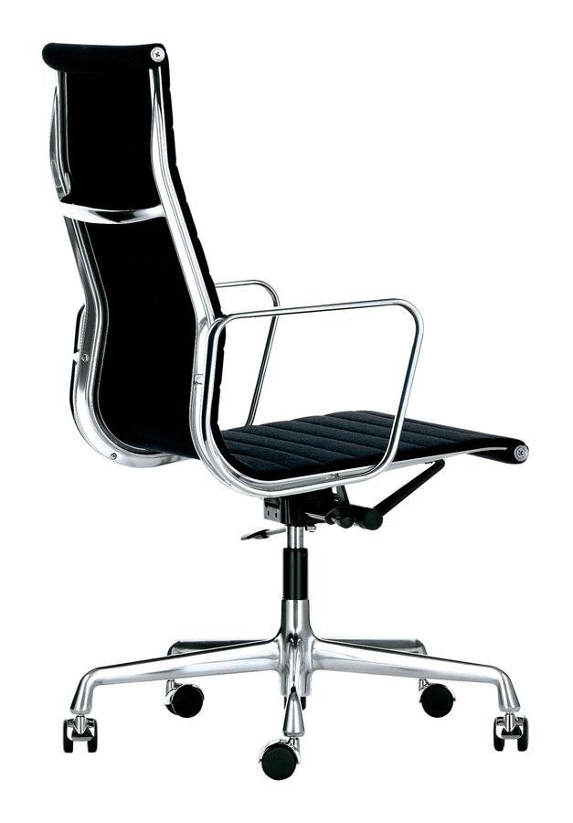Vitra aluminium chair ea 119 von charles ray eames 1958 for Ea 119 nachbau
