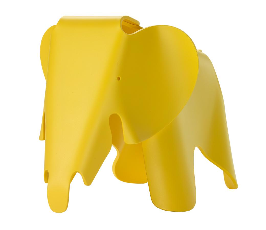 Vitra Eames Elephant, Butterblume von Charles & Ray Eames, 1945 ...