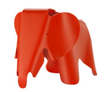 Eames Elephant Poppy red