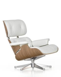 Lounge Chair - White Version