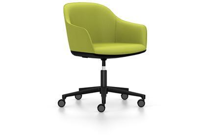 Softshell Chair auf Fünfsternfuß