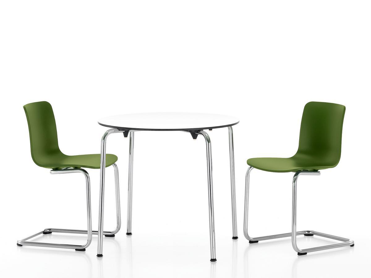 vitra hal freischwinger von jasper morrison 2010 designerm bel von. Black Bedroom Furniture Sets. Home Design Ideas