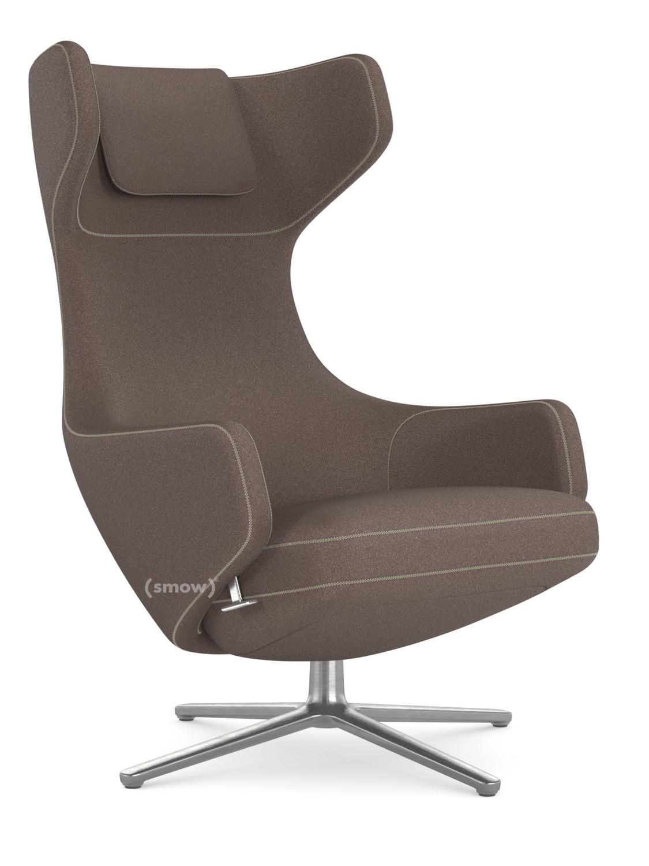vitra grand repos sessel grand repos stoff cosy muskat. Black Bedroom Furniture Sets. Home Design Ideas