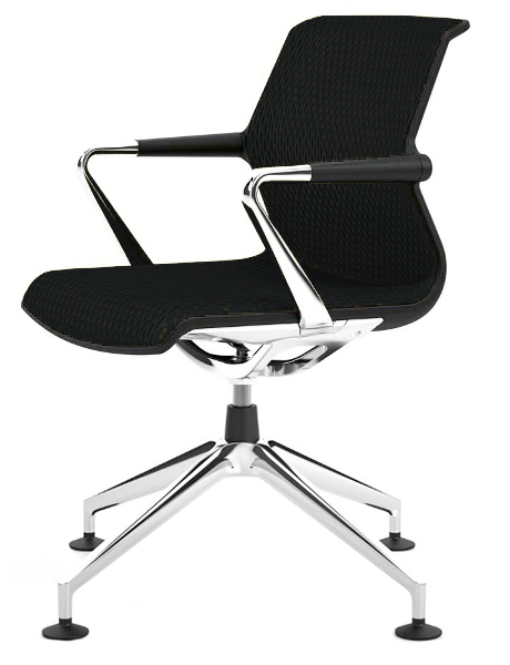 vitra unix chair viersternfu von antonio citterio 2010 designerm bel von. Black Bedroom Furniture Sets. Home Design Ideas