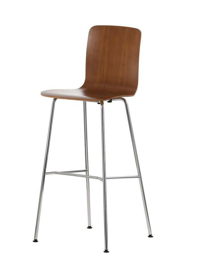 Vitra HAL Ply Barhocker von Jasper Morrison, 2012 - Designermöbel ...