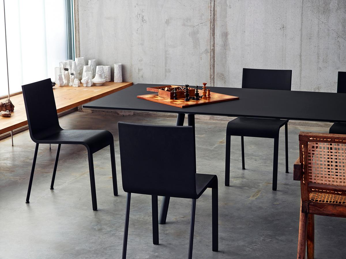 vitra 03 black von maarten van severen 1999. Black Bedroom Furniture Sets. Home Design Ideas