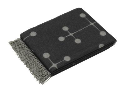Eames Wool Blanket - Dot Pattern