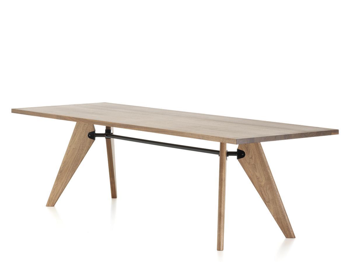 vitra table solvay von jean prouv 1941 designerm bel von. Black Bedroom Furniture Sets. Home Design Ideas