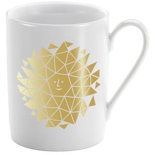 Coffee Mugs New Sun, gold