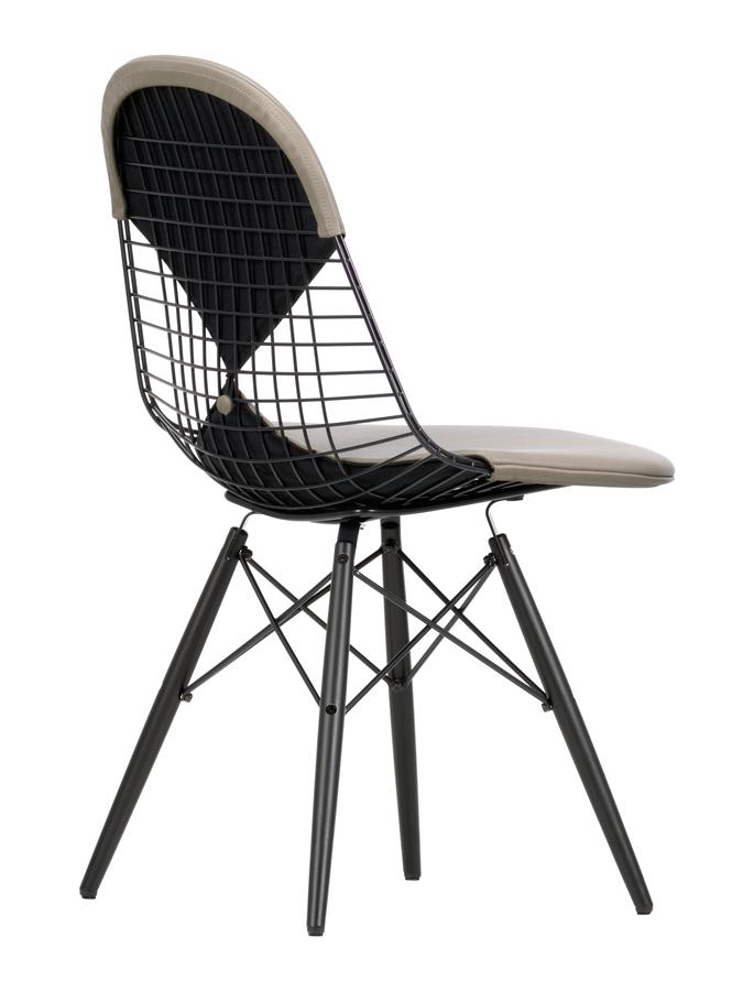 vitra kissen f r wire chair dkr dkw dkx sitzkissen. Black Bedroom Furniture Sets. Home Design Ideas
